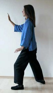 Qi Gong Haltung